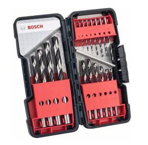 18-dielna súprava vrtákov do kovu HSS Bosch PointTeQ ToughBox