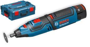 Aku multifunkčné rotačné náradie Bosch GRO 10,8 V-LI Professional