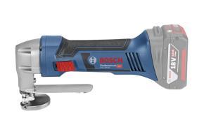 Aku nožnice na plech Bosch GSC 18V-16- holé náradie