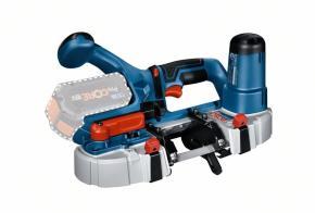 Aku pásová píla Bosch GCB 18V-63 Professional - Bez akumulátora a nabíjačky