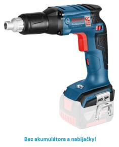 Aku skrutkovač Bosch GSR 18 V-EC TE Professional (holé náradie)