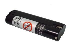 Akumulátor NiCD 7,2V 1,9Ah