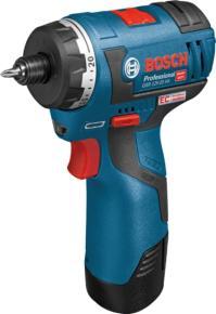 Akumulátor vŕtací skrutkovač Bosch GSR 12V-20 HX Professional