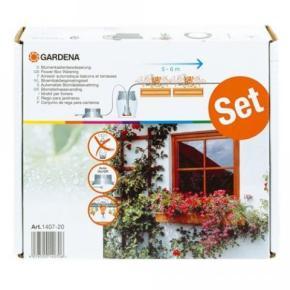 Automatické zavlažovanie Gardena