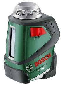 Líniový laser Bosch PLL 360