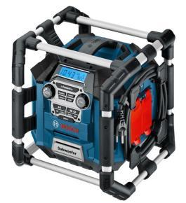 Rádio Bosch GML 20 Professional