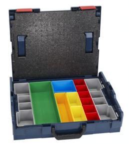 Kufor Bosch L-Boxx 102 a set 13ks vložiek