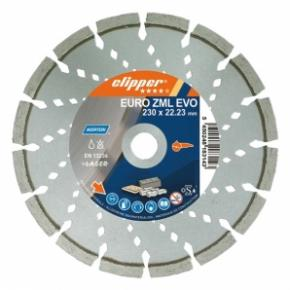 Diamantový kotúč na univerzálne použitie Clipper EURO ZML EVO