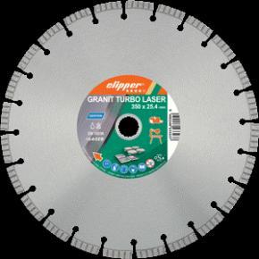 Diamantový kotúč Clipper GRANIT TURBO LASER