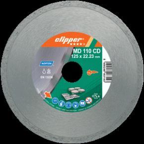 Diamantový kotúč Clipper MD 110 CD