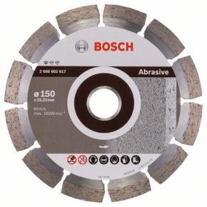 Diamantový rezací kotúč Standard for Abrasive 150 mm