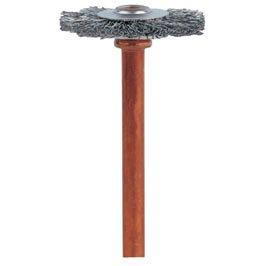 Drôtená kefka z nerezovej ocele 19 mm (530)
