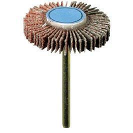 Lamelový stopkový brúsny kotúč 4,8 mm (504)