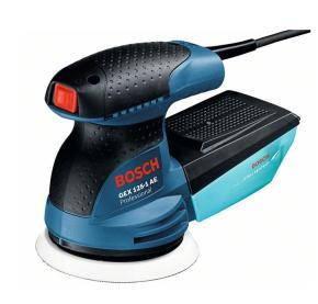Excentrická brúska Bosch GEX 125-1 AE