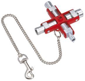 Kľúč na rozvodné skrine univerzálny