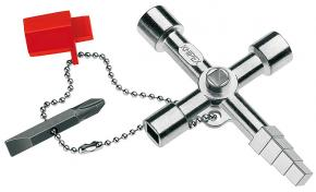 Kľúč na rozvodné skrine Profi Key