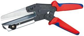 Nožnice na plasty Knipex 950221