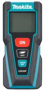 Laserový merač vzdialeností Makita LD030P