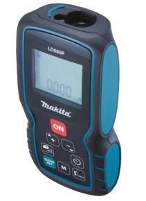 Laserový merač vzdialenosti Makita LD080PI