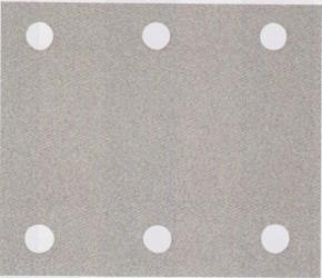 Brúsny list 114×102 Z120 na suchý zips 50ks