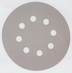 Brúsny list, č 125 mm