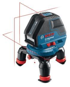 Multilíniový laser Bosch GLL 3-50 Professional a držiak BM 1