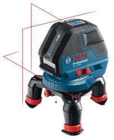Multilíniový laser Bosch GLL 3-50 Professional v L-Boxx-e