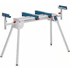 Pracovný stôl pre kapovacie a pokosové píly Bosch GTA 2600 Professional