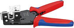 Presné odizolovacie kliešte s tvarovými nožmi Knipex 121213