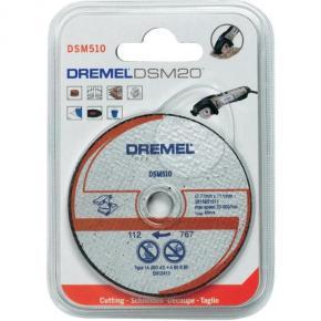 Rezný kotúč Dremel DSM510 77x11,1 mm