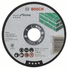 Rovný rezací kotúč na kameň C 24 R BF, 150 mm, 22,23 mm, 2,5 mm