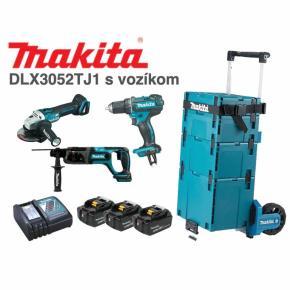 Sada náradia Makita DLX3052TJ1 s vozíkom