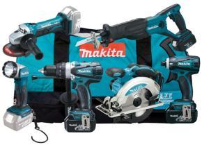 Sada 18V náradia Makita DLX6037