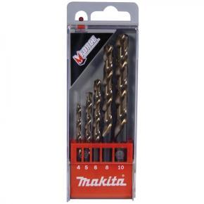 Sada vrtákov do kovu Makita HSS-R Mforce D-30508