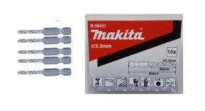 Sada vrtákov do kovu Makita HSS-G 10ks