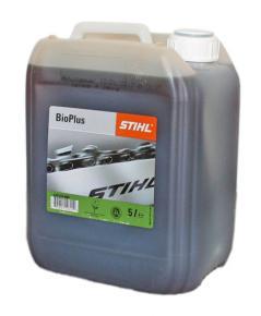 Adhézny olej na pílové reťaze STIHL BioPlus