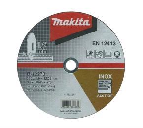 Tenký rezný kotúč na nerez Makita B-12273