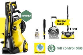 Vysokotlakový čistič Kärcher K 5 Premium Full Control Plus Home *EU