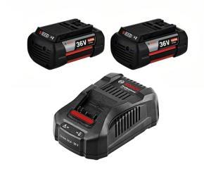 Základná súprava Bosch aku GBA 36 V 4,0 Ah s nabíjačkou GAL 3680 CV