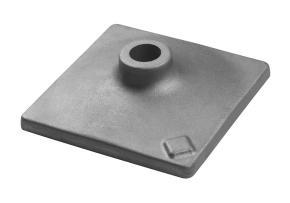Ubíjacia platnička 150 x 150 mm