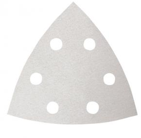 5-dielna súprava brúsnych listov 93 mm, 320