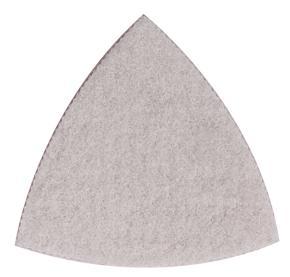 Čistiaca plsť 93 mm, bez zrna