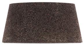 Kónická brúsna miska - na kovy/liatinu 90 mm, 110 mm, 55 mm, 36