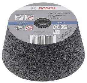 Kónická brúsna miska - na kameň/betón 90 mm, 110 mm, 55 mm, 24