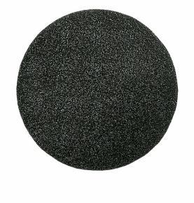50-dielna súprava brúsnych listov 125 mm,  mm, ,  max. 1/min