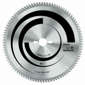 Pílový kotúč Multi Material 254 x 30 x 3,2 mm, 96