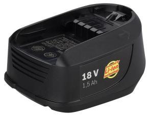 18 V zásuvný akumulátor DIY, 1.3 Ah, Li Ion