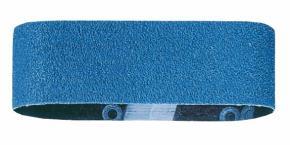 10-dielna súprava brúsnych pásov 40 x 305 mm, 80