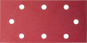 10-dielna súprava brúsnych listov 93 x 230 mm, 80
