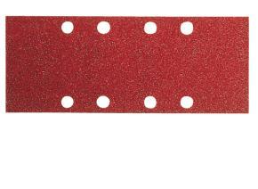 10-dielna súprava brúsnych listov 80 x 133 mm, 4x60; 4x120; 2x180